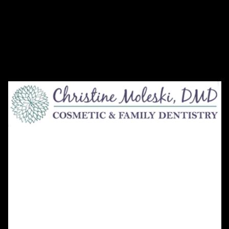 Dr. Christine M Moleski