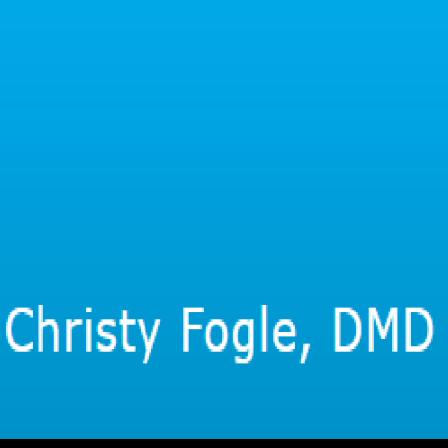 Dr. Christy M Fogle