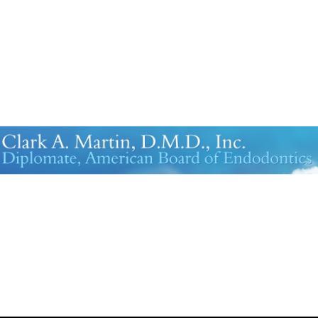Dr. Clark A Martin
