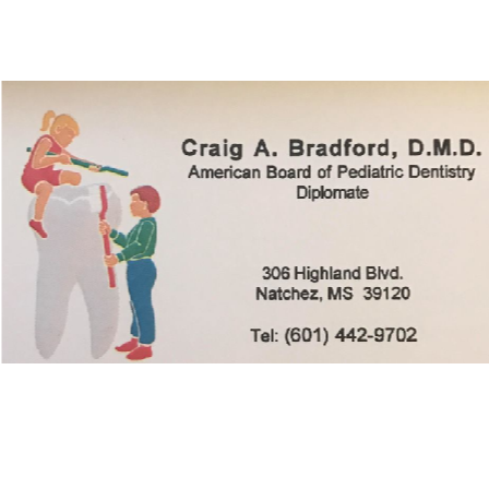 Dr. Craig A Bradford