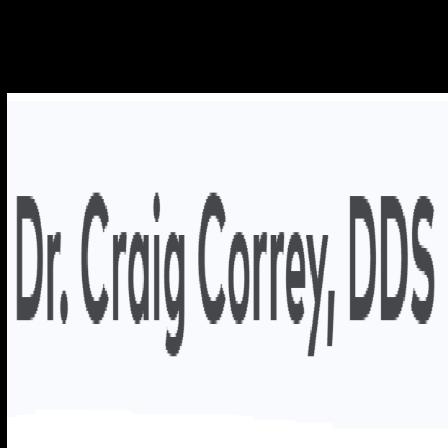 Dr. Craig C Correy