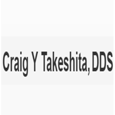 Dr. Craig Y Takeshita