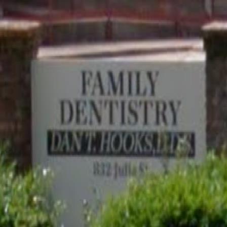 Dr. DAN T HOOKS