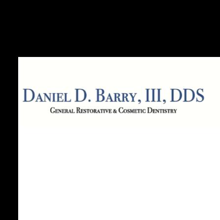 Dr. Daniel Barry