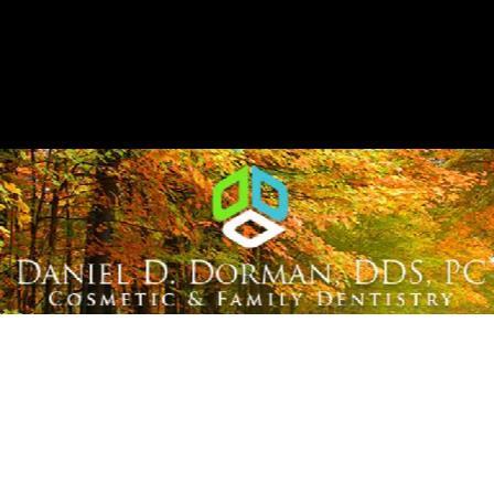 Dr. Daniel D. Dorman