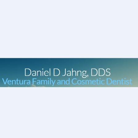 Dr. Daniel D Jahng