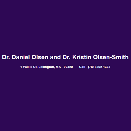 Dr. Daniel R Olsen