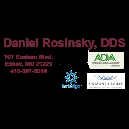 Dr. Daniel A Rosinsky