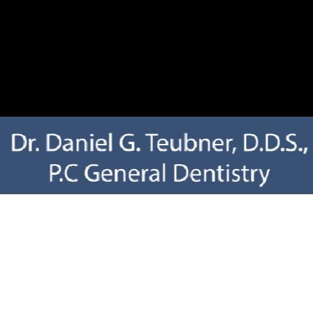 Dr. Daniel G Teubner