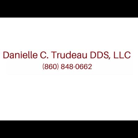 Dr. Danielle C Trudeau
