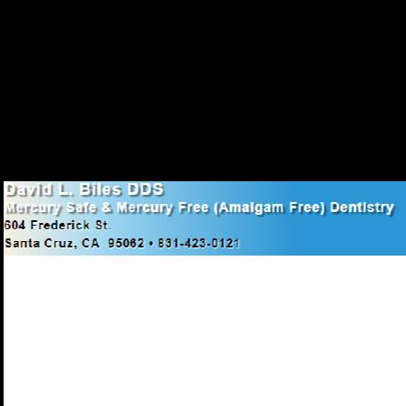 Dr. David L Biles