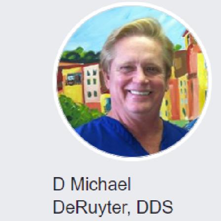 Dr. D Michael DeRuyter