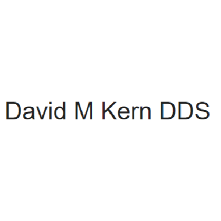 Dr. David M Kern