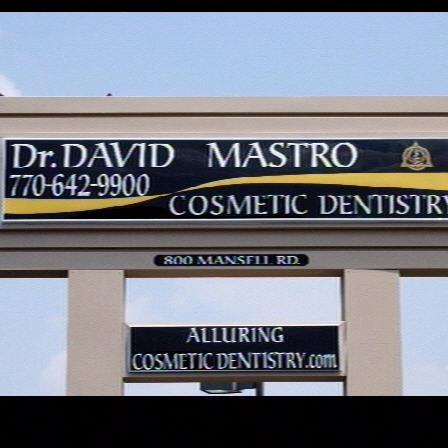 David M Mastro