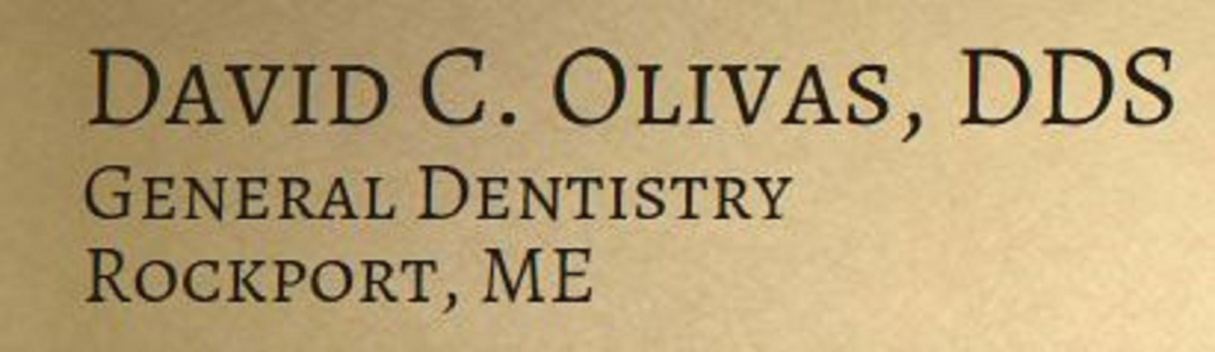 Dr. David C Olivas