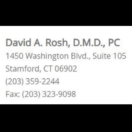Dr. David Rosh
