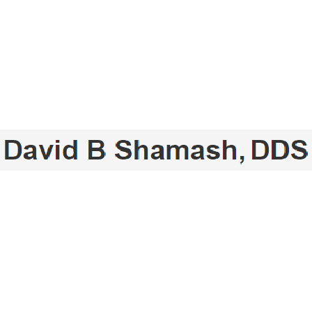 Dr. David B Shamash