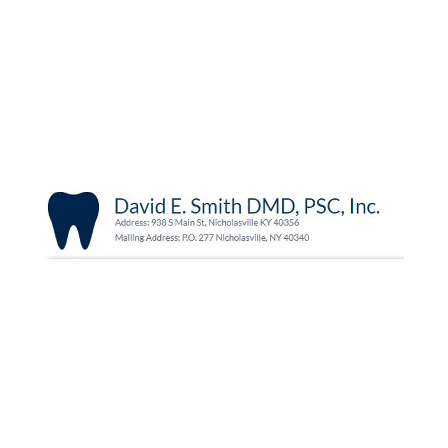 Dr. David E Smith