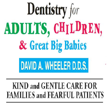 Dr. David A Wheeler