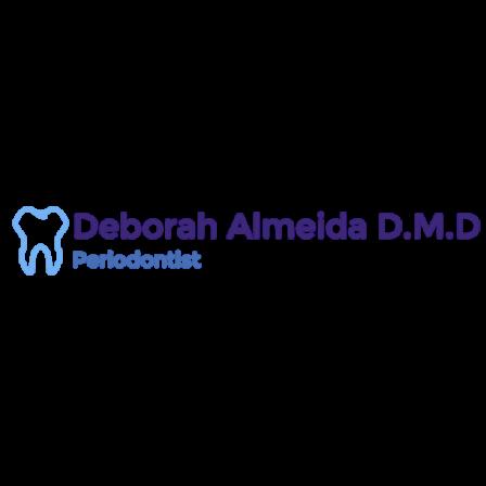 Dr. Deborah A Almeida