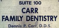 Dr. Dennis P Carr