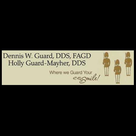 Dr. Dennis W Guard
