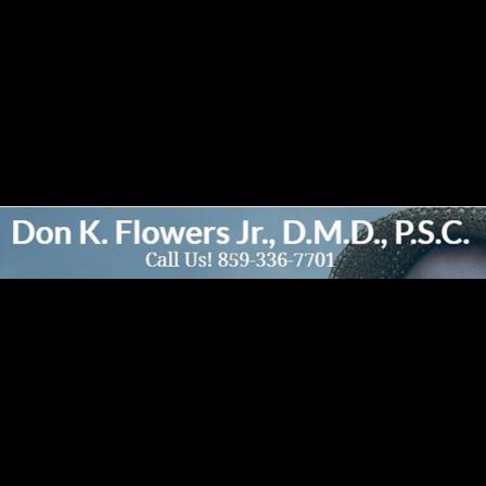 Dr. Don K Flowers, Jr.