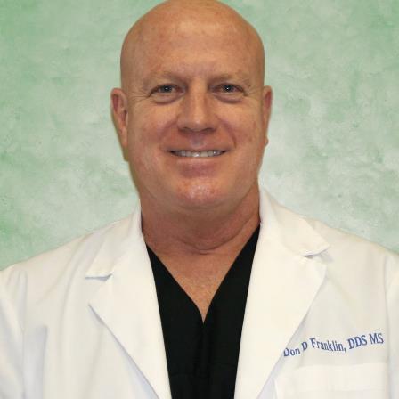 Dr. Donald D Franklin