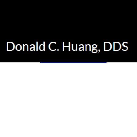 Dr. Donald C Huang
