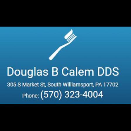 Dr. Douglas B Calem