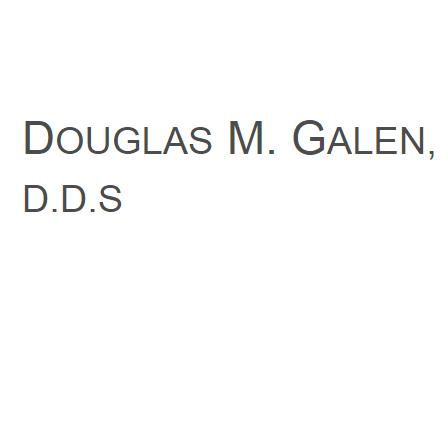 Dr. Douglas Galen