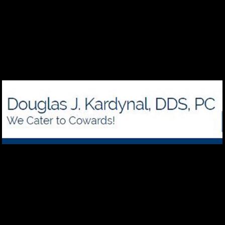 Dr. Douglas J. Kardynal