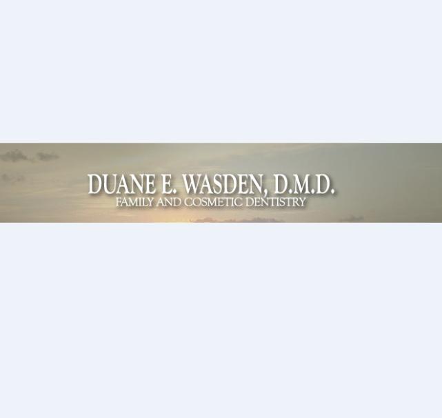 Dr. Duane E Wasden