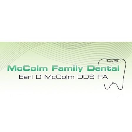 Dr. Earl D McColm