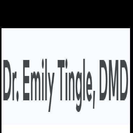 Dr. Emily I Tingle