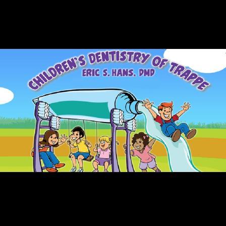 Dr. Eric S Hans