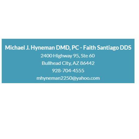 Dr. Faith V Santiago