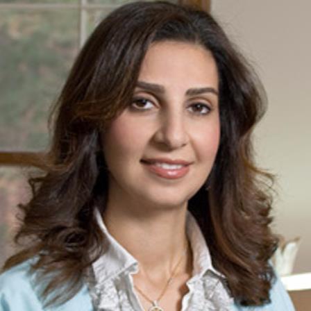 Dr. Forough Parvizian-Yazdani