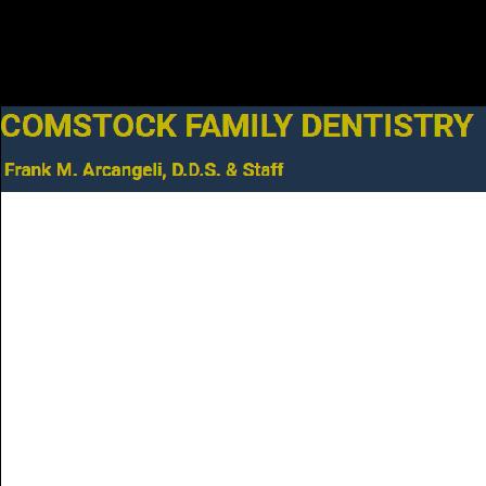 Dr. Frank M. Arcangeli