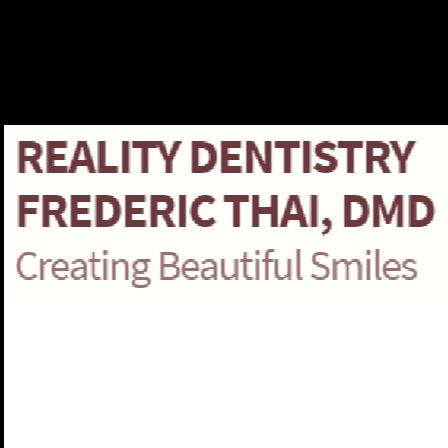 Dr. Frederic H Thai