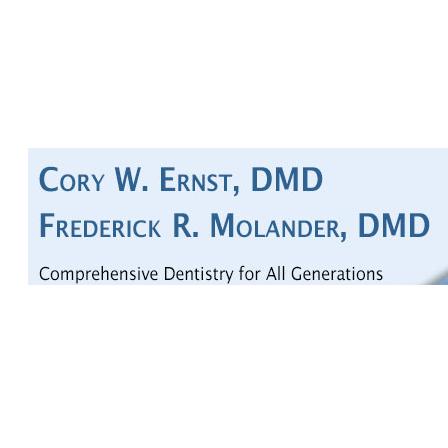 Dr. Frederick R Molander
