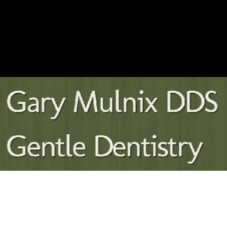 Dr. Gary P. Mulnix