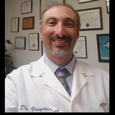Dr. George Vosgerichian
