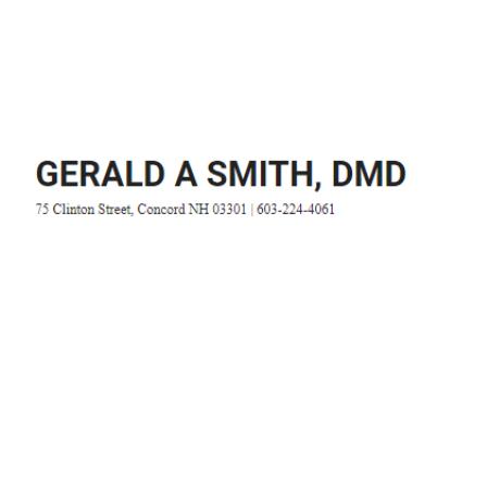 Dr. Gerald A. Smith