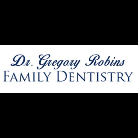 Dr. Greg Robins