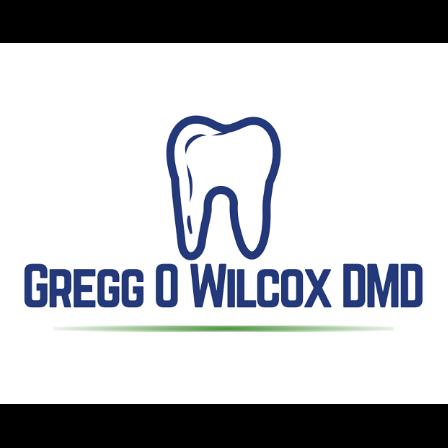 Dr. Gregg Wilcox