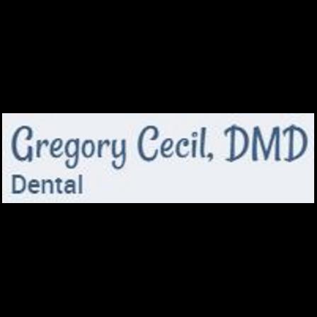 Gregory W Cecil