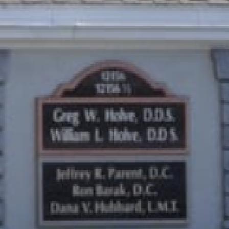 Dr. Gregory W Holve