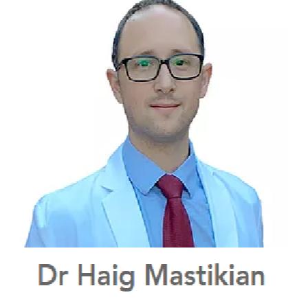 Dr. Haig Mastikian