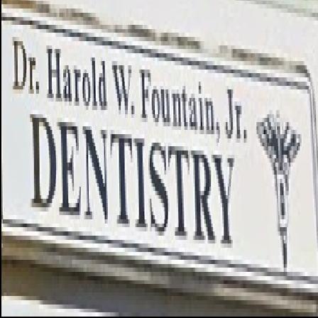 Dr. Harold W Fountain, Jr.